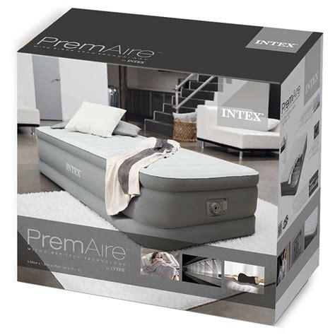 letto intex letto airbed con pompa gonfiabile