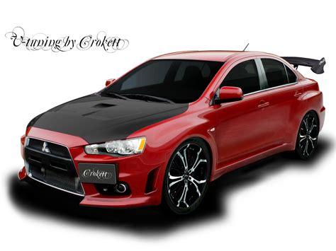 Mitsubishi Tuner Cars Free Cars Hd Wallpapers Mitsubishi Lancer Evox Tuning Hd Wall