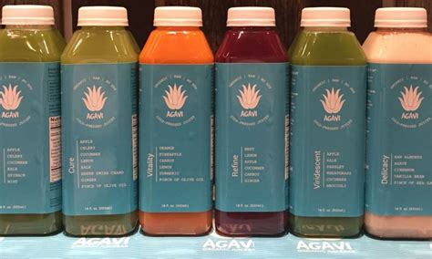 Juice Up Detox Guayaquil by Agavi Juice Llc New York Ny Groupon
