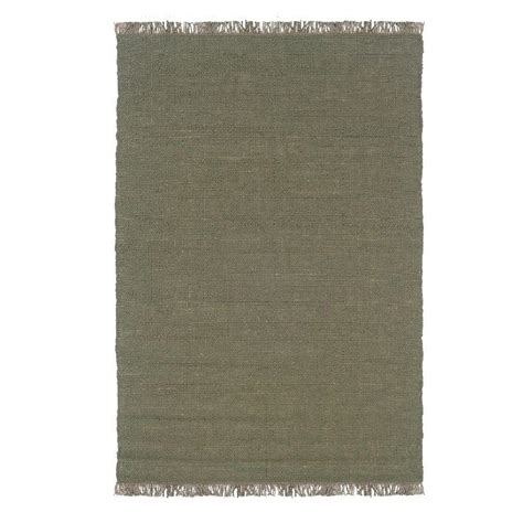 berber area rug home depot linon home decor verginia berber olive 5 ft 3 in x 7 ft 6 in indoor area rug rug ve50358