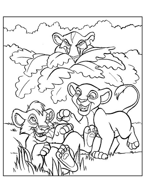 lion king guard coloring pages the lion guard fuli coloring pages printable coloring pages