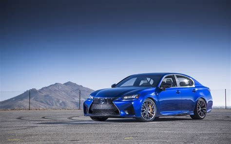 lexus sports car blue 2016 lexus gs f blue car wallpaper cars wallpaper better