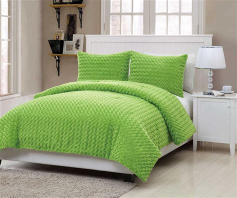Green Bed Total Fab Turquoise Blue And Lime Green Bedding Sets