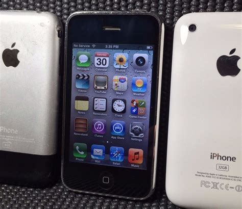 3 32gb 3g Second apple iphone 2g 1st 3g 3gs 4 8 16 32gb white black at t or unlocked gsm ebay