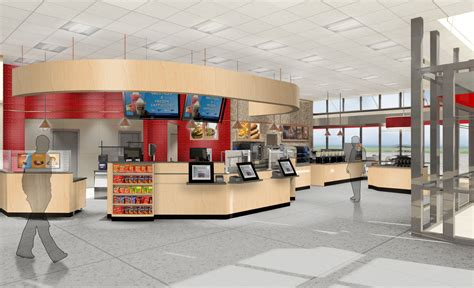Kitchen Islands Ideas Layout Wawa Enters Florida Market With Stores Designed By Cbx