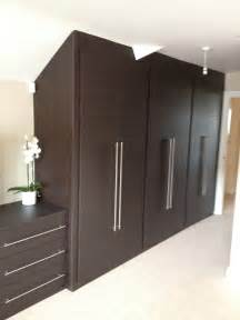 Ideas For Bedrooms With Slanted Ceilings Luxury Loft Bedrooms Angled Fitted Wardrobes