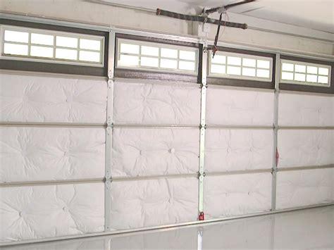 insulate a garage