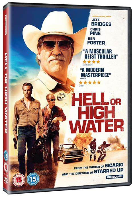 film drama baper hell or high water papercut