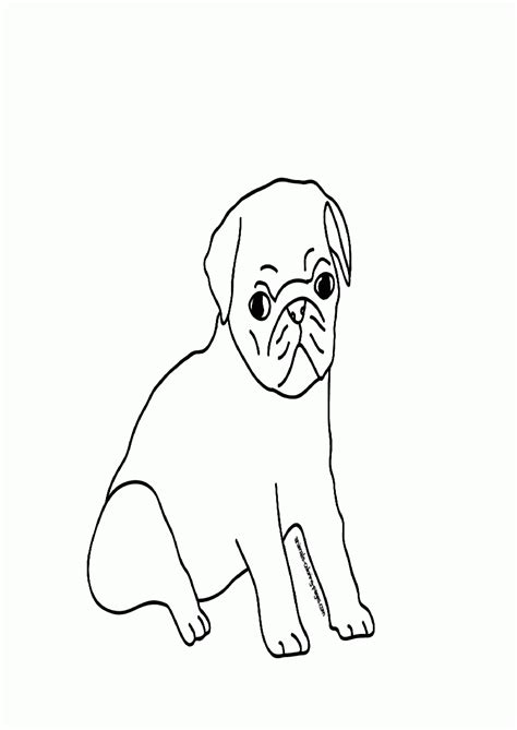 free pug puppies arizona pug puppy coloring page az coloring pages