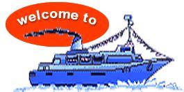 membuat gif dari video memasang widget welcome gambar kapal laut http