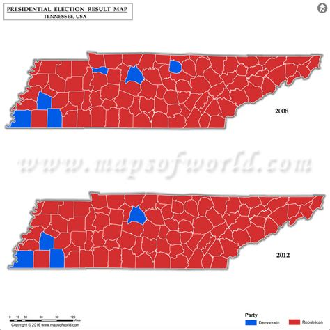 map of us election results tennessee election results 2016 map county results