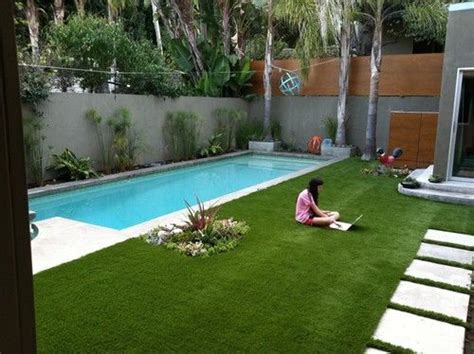 backyard lap pool small lap pool design pinterest