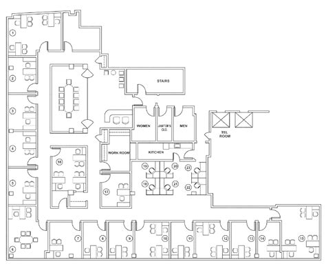 floor plan office contemporary office floor plan atlantic office suites