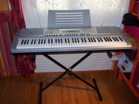Keyboard Casio Wk 210 Casio Wk 210 Image 627519 Audiofanzine