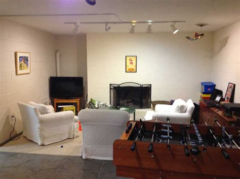 Finished Small Basement Ideas Finding Finished Basement Designs Before Working On A Project Design And Decorating Ideas For