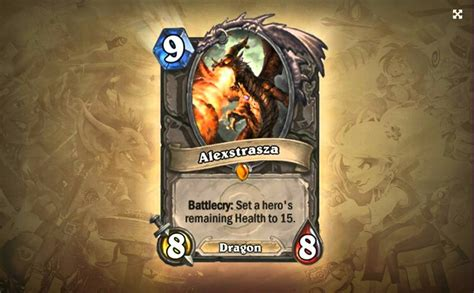 best card the 20 best legendary cards in hearthstone