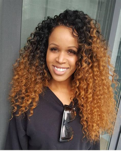water wave bob hairstyle the 25 best curly crochet braids ideas on pinterest