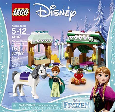 Lego 41147 Disney Frozen S Snow Adventure Original Mainan Anak juego de construcci 243 n lego aventura en nieve d princesa
