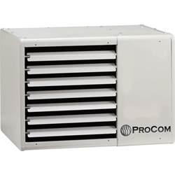 procom gas garage workshop heater 75 000 btu