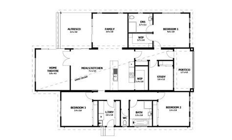 floor plans exles focus homes design focus sorrento 4 bedroom modular home