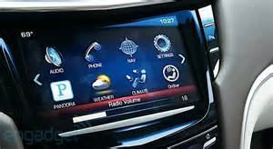 Cadillac Cue Navigation Cadillac To Update Cue Infotainment System For Improved