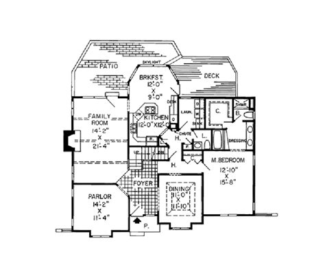 english cottage floor plans royal point english cottage plan 038d 0257 house plans