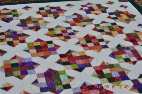 Mystery Quilts by You To See Qca Mystery Quilt On Craftsy