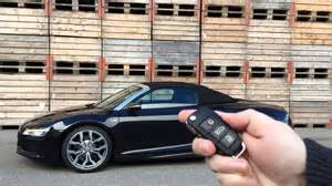 Audi R8 Key Mods4cars Smarttop For Audi R8 Spyder One Touch Top Open