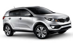 Kia Sportage Cars Best Crossover Vehicle Kia Sportage Most Popular Car