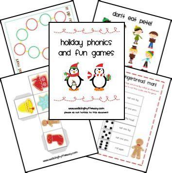 printable christmas reading games free christmas printables christmas games phonics games