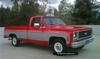 1979 chevrolet c 10 truck in california