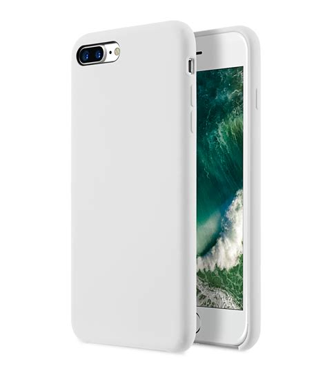 aqua silicone for apple iphone 7 8 plus 5 5 quot melkco phone accessories