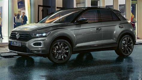 ailenin yeni ueyesi volkswagen  roc black edition ile