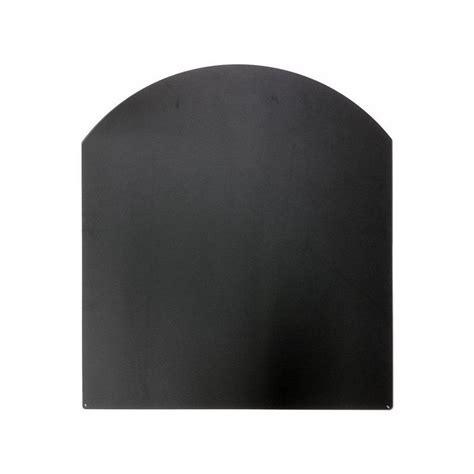 vloerplaat rvs voor kachel vloerplaat rvs voor kachel 800x900mm 2mm gepoedercoate