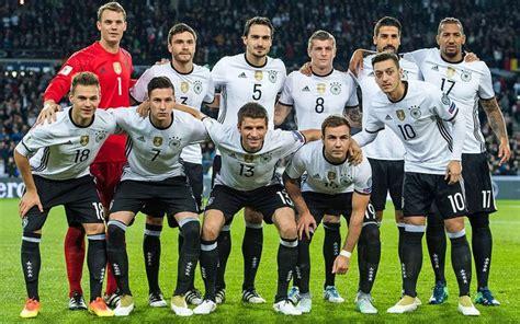 Alemanha Mundial 2018 Alemanha Todas As Informa 231 245 Es Sobre A Sele 231 227 O Na Copa