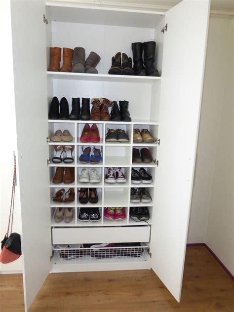 wardrobe with shoe storage lindsayvallen ikea pax komplement schoenenkast 10