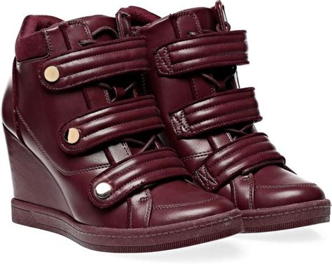 Wedges Boot Style Marun buy aldo wedge boots for maroon boots uae souq