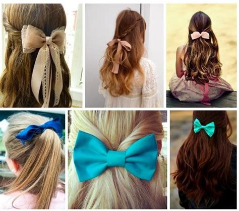hairstyles cute bow the cutest ways to wear a bow hair world magazine