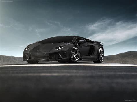 And Black Lamborghini Aventador Lamborghini Aventador Black Model Mansory