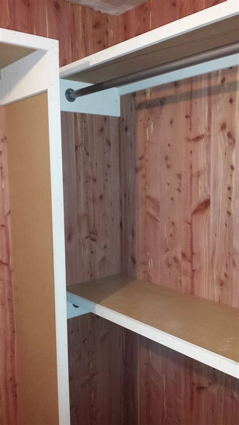 custom aromatic cedar closet custom carpentry