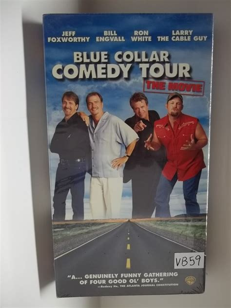 film comedy blue blue collar comedy tour factory sealed vhs 24656 the