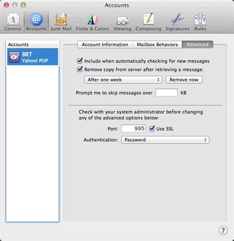 email yahoo rogers updating your rogers yahoo email account