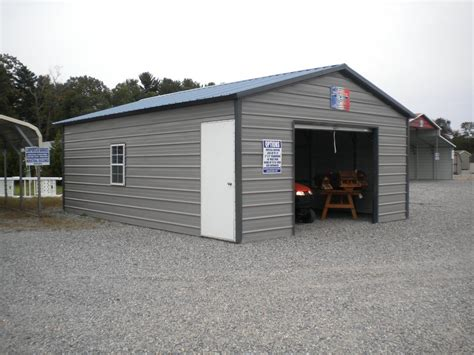 Garage Car Port by Metal Carports And Garages Ideas Iimajackrussell Garages