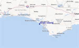 shell island surf forecast and surf reports florida