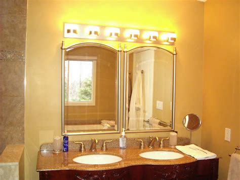 home renovation tip en suite bathroom vanity mirrors