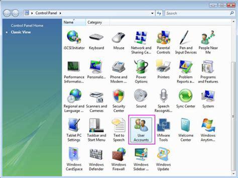 reset user password on vista how to create a windows vista password reset disk using a