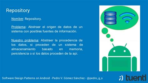 android pattern software software design patterns on android spanish