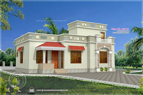 low budget kerala style home in 1075 sq home kerala