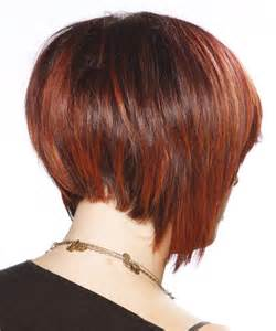 bob hair style front and back concave bob hairstyle front and back view short