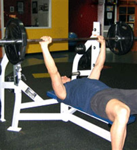 bench press with long arms how long should my workout be